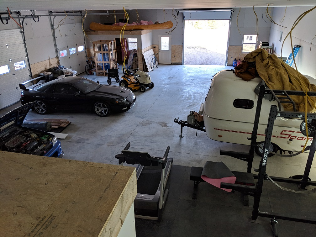 802projects Garage Build