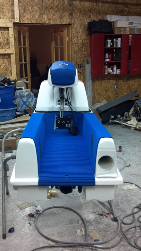 802Projects Jetski Restore